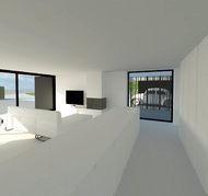 blanco architecten - nieuwbouw DVH - overijse