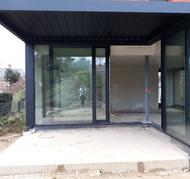 blanco architecten - woning VV - beersel