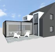 blanco architecten - verbouwing VV - tervuren