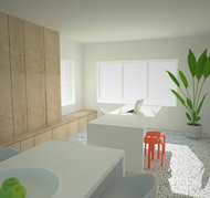 blanco architecten - interieur SV - hamme-mille