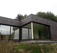 blanco architecten - woning TT - overijse