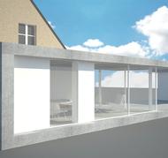 blanco architecten - woning CD - gingelom