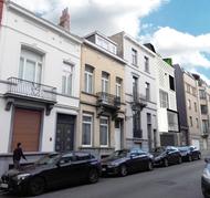 blanco architecten - woning JJ - brussel (etterbeek)