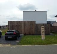 blanco architecten - woning NW - heist-op-den-Berg
