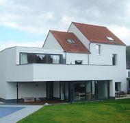 blanco architecten - woning RO - hoeilaart
