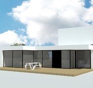 blanco architecten - woning BR - boutersem