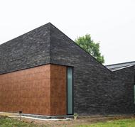 blanco architecten - woning VA - blanden