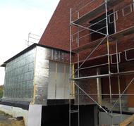 blanco architecten - woning DV - halle