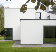 blanco architecten - woning VD - overijse