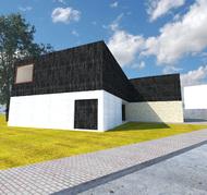 blanco architecten - chiro kortenberg