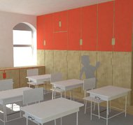 blanco architecten - parochieschool tombeek - overijse