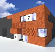 blanco architecten - cvba diest uitbreiding - schaffen