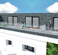 blanco architecten - verbouwing light unit - leuven