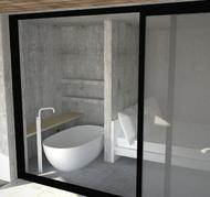 blanco architecten - vakantiehuis H - hastiere