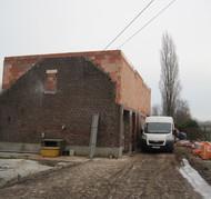 blanco architecten - woning VV - Lubbeek