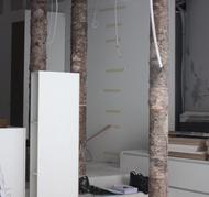 blanco architecten - verbouwing optiek de pauw - leuven