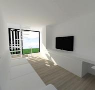blanco architecten - verbouwing HP - hoeilaart