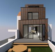 blanco architecten - verbouwing WP - leuven