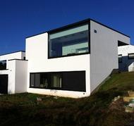 blanco architecten - woning WS - overijse