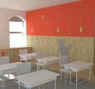 blanco architecten - parochieschool tombeek - overijse